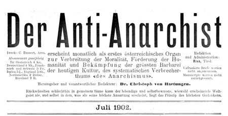 Der Anti-Anarchist
